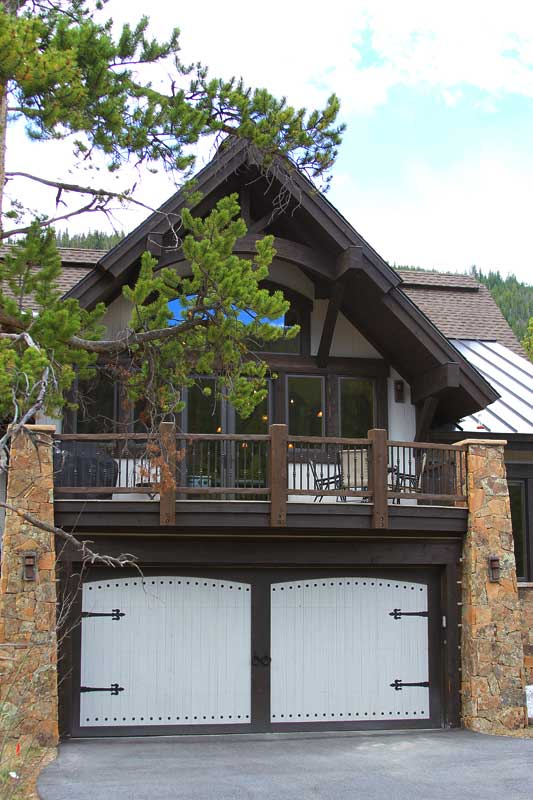 Bavaria Style in the Mountains - Garage