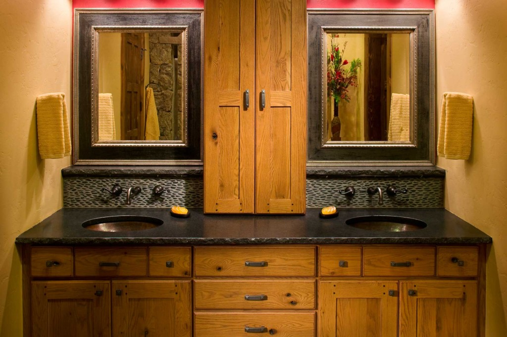Baldy Estates Ranch - Master Bathroom