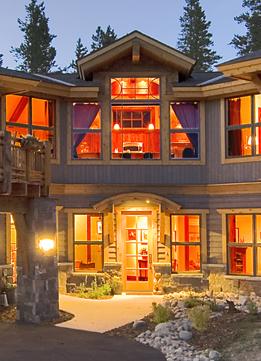 Craftsman Cottage - Entry