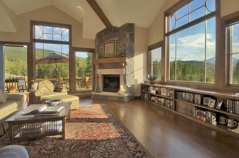 Craftsman Cottage - Great Room