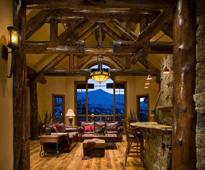 Baldy Estates Ranch - Great Room