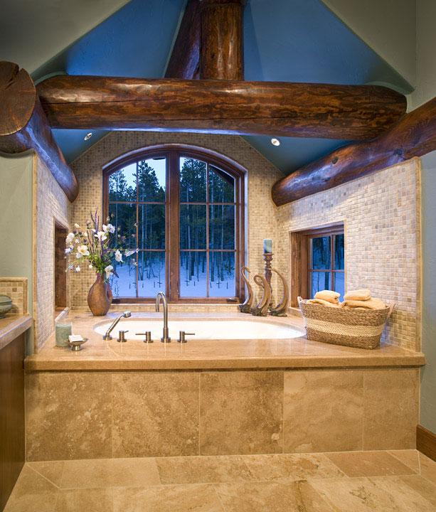 Baldy Estates Ranch - Master Bath