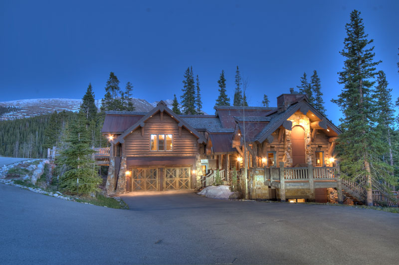 Baldy Mountain Ranch - Custom Home in Breckenridge