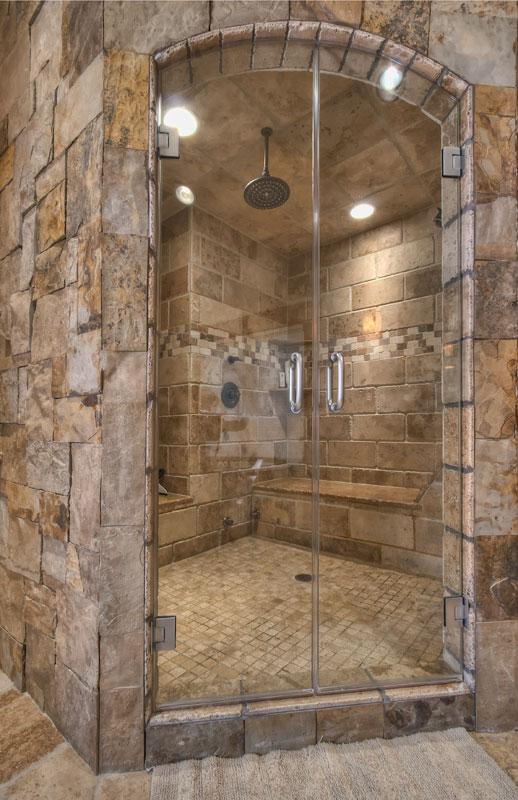 Baldy Mountain Ranch - Master Bathroom