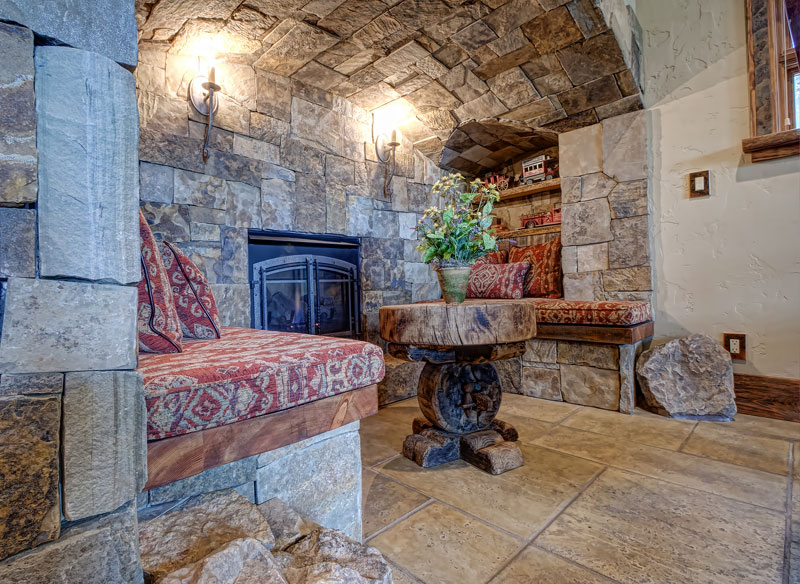 Baldy Mountain Ranch - Sitting Area