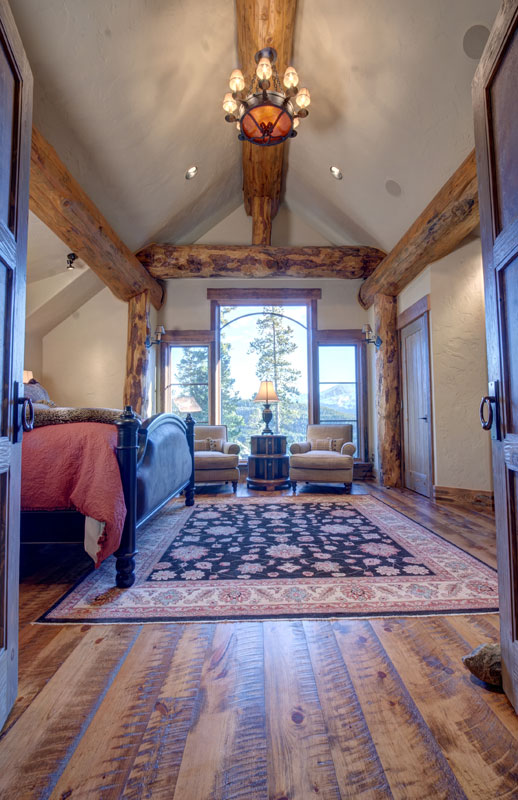 Baldy Mountain Ranch - Master Bedroom