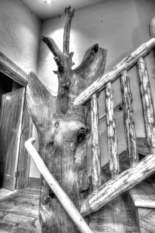Baldy Mountain Ranch - Staircase