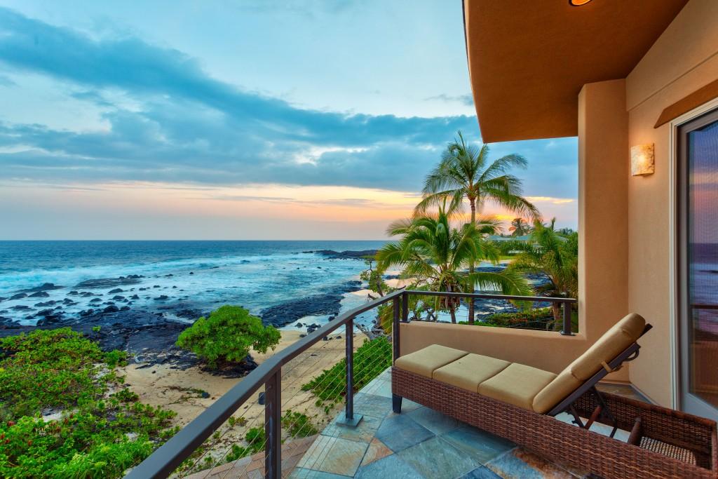 Kona Bay Ocean Overlook