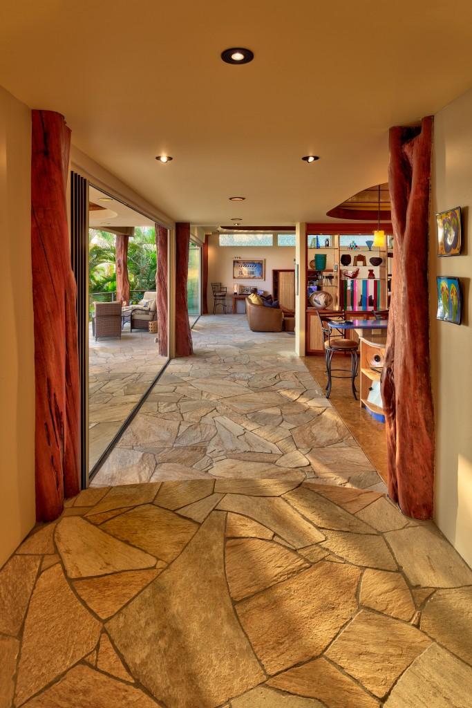 Kona Bay Hallway