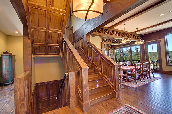 Miner's View Stairway