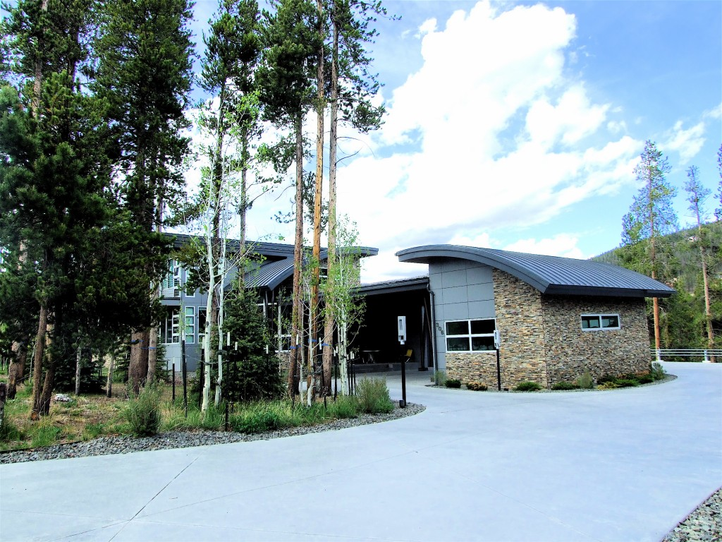 Mountain Modern Breckenridge Home