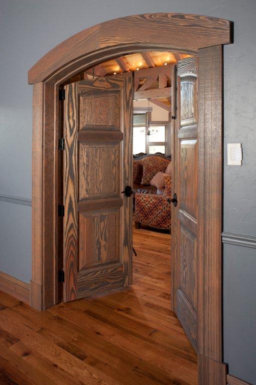 The Highlands Doorway