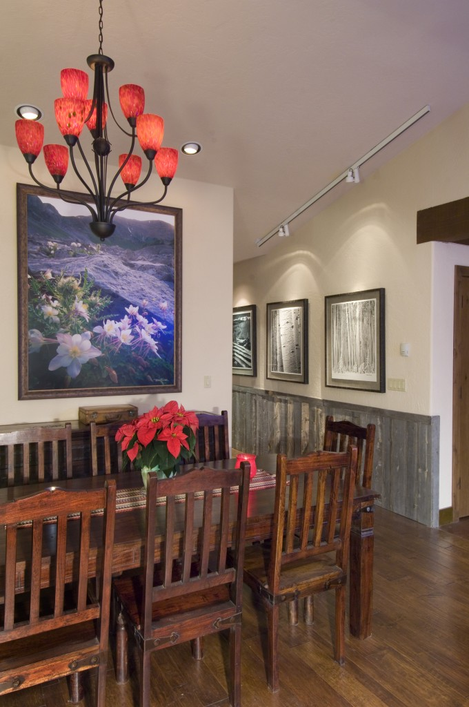 Mining House Dining Room