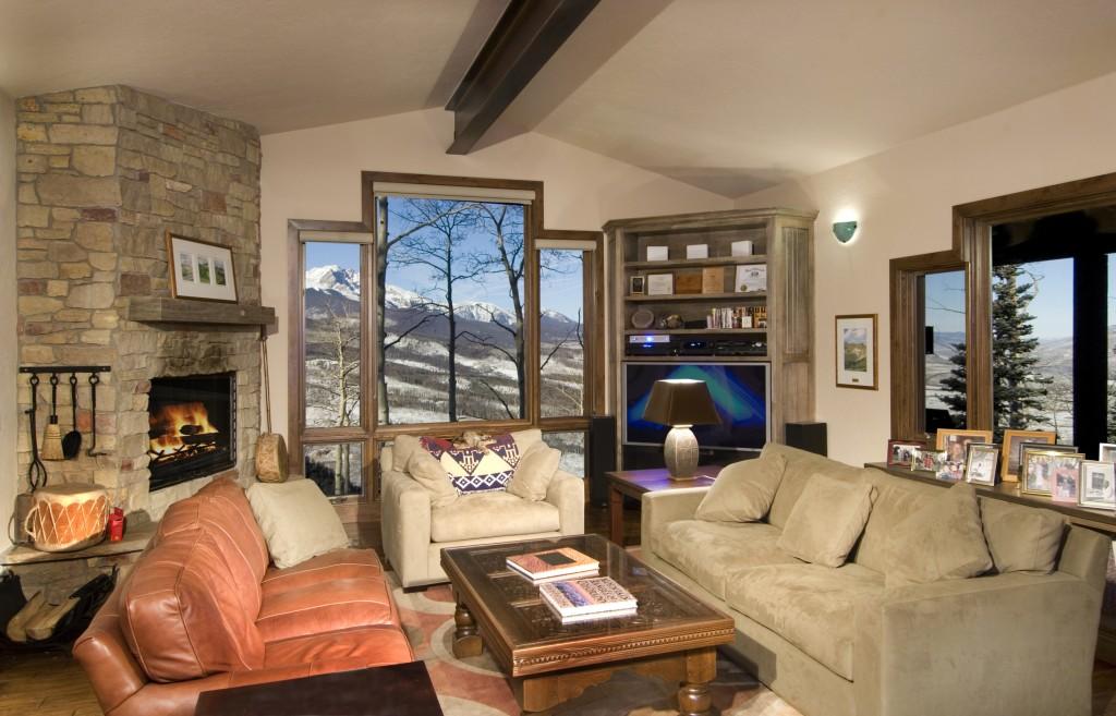 Mining House Living Room
