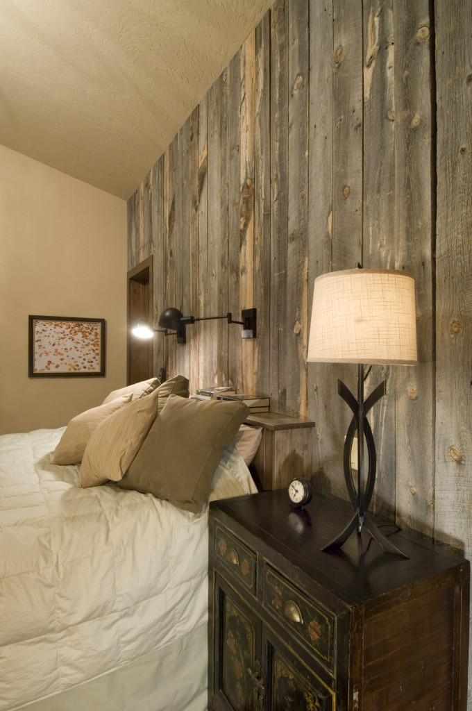 Mining House Master Bedroom