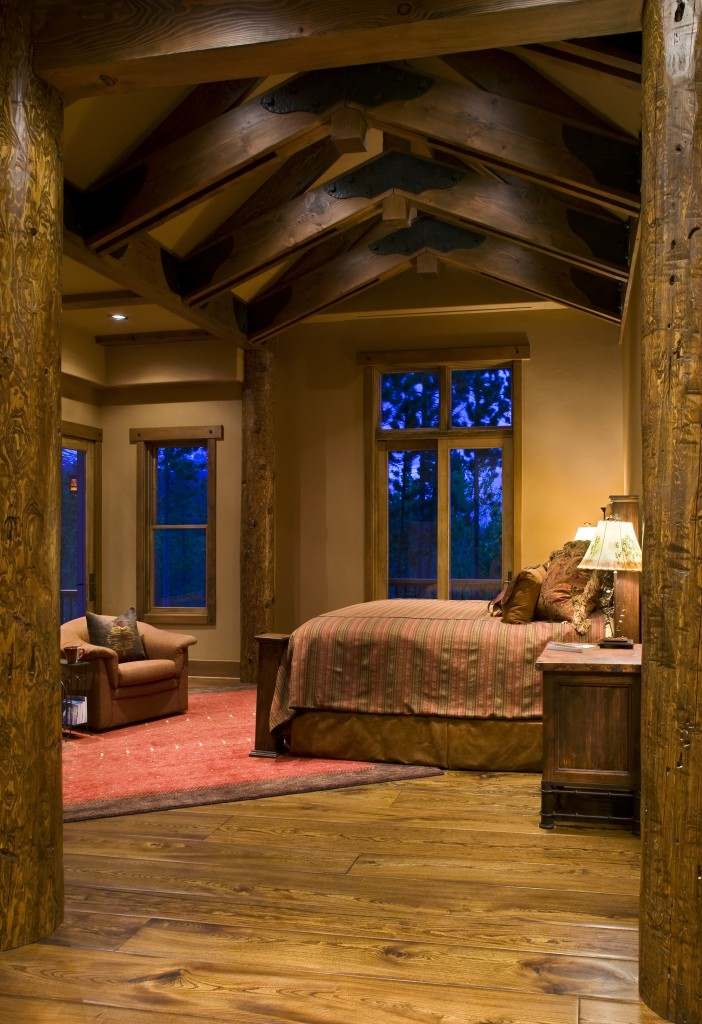 Timber Trail Bedroom