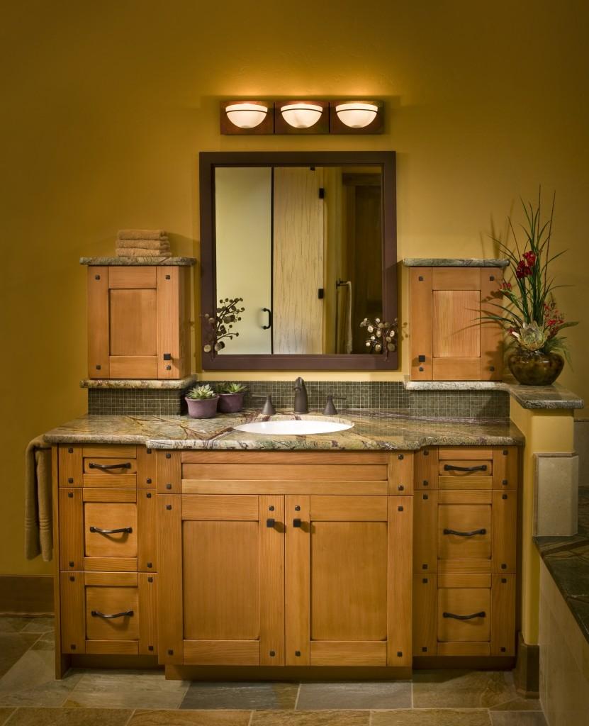 Timber Trail Bathroom Vanity