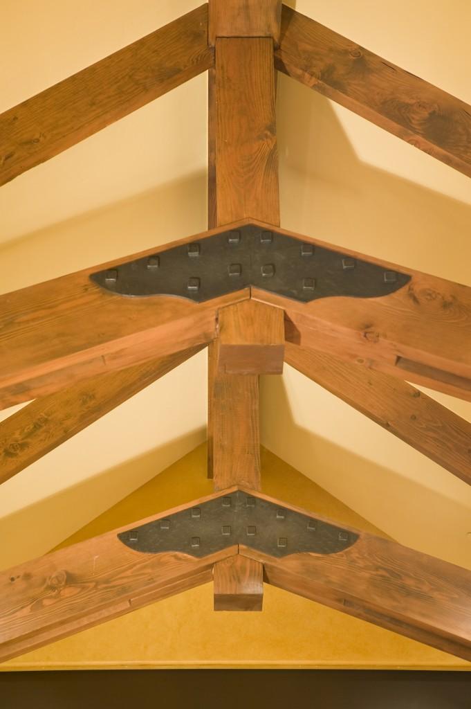 Timber Trail Custom Details