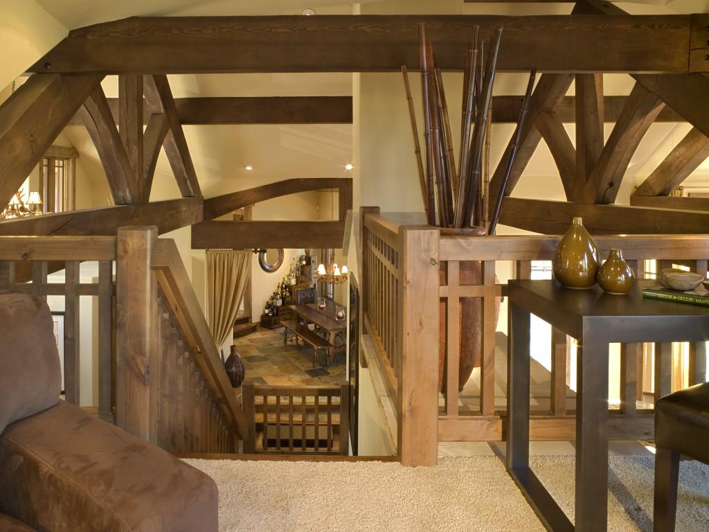 Craftsman Cottage Two Upper Level