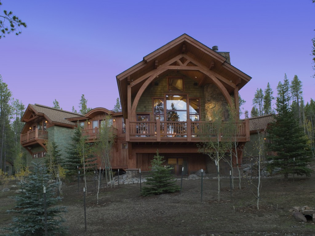 Craftsman Cottage Two Rear Deck