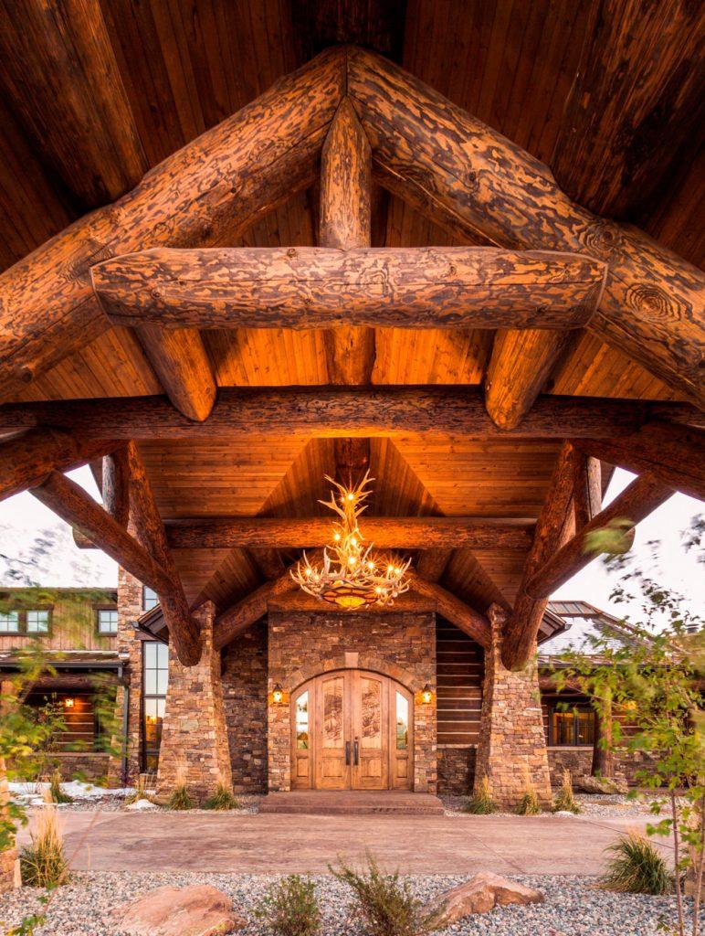 Beaver Valley Ranch Front Door