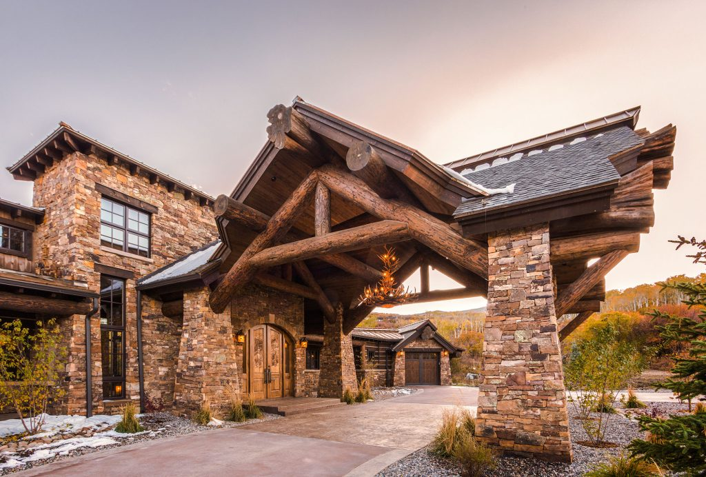 Beaver Valley Ranch Front View