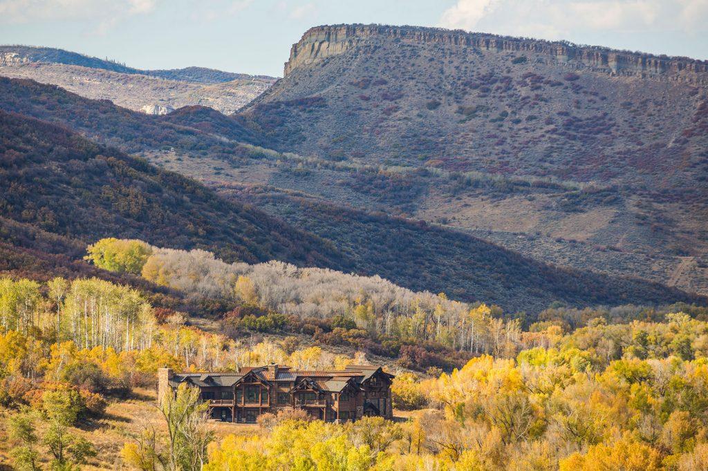 Beaver Valley Ranch Mesa View
