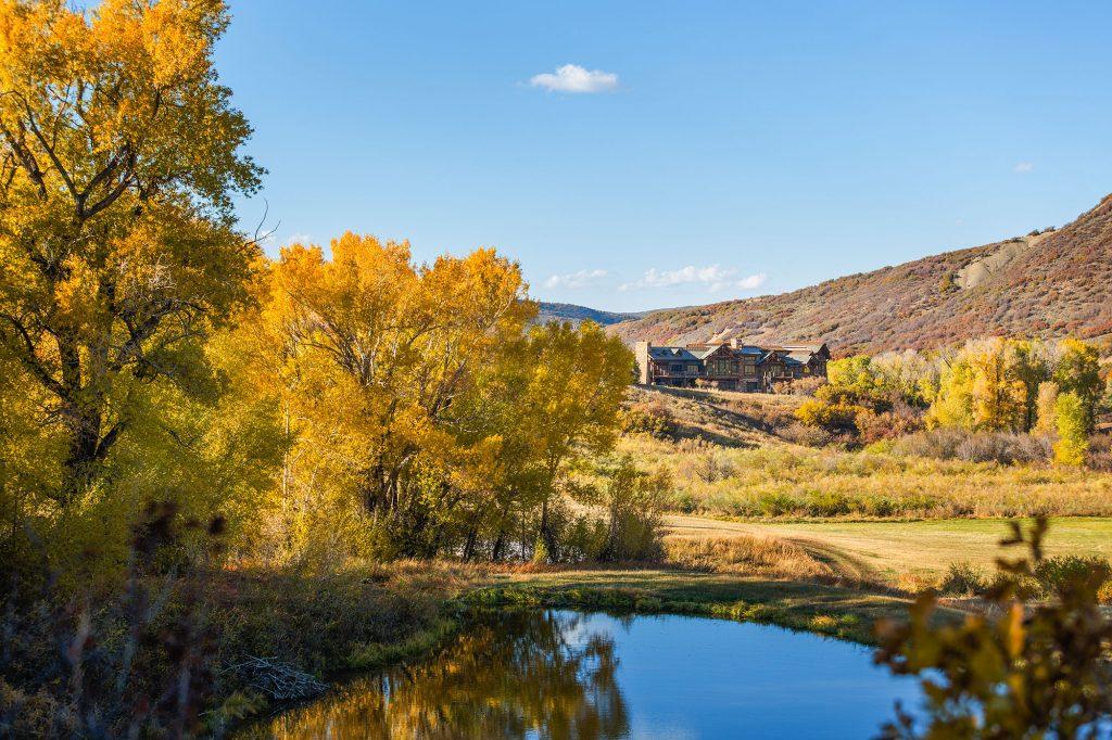 Beaver Valley Ranch Pond