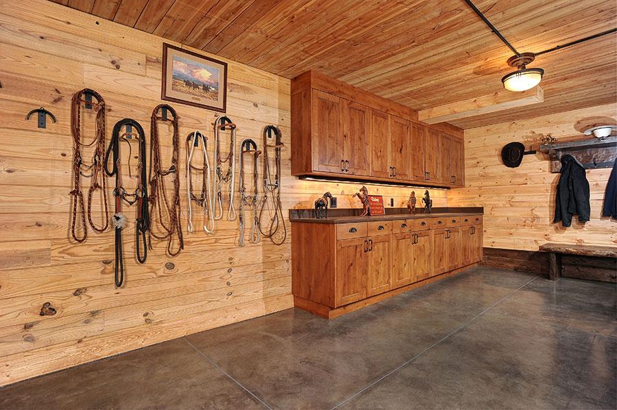 Equestrian Center Bar Workshop 2