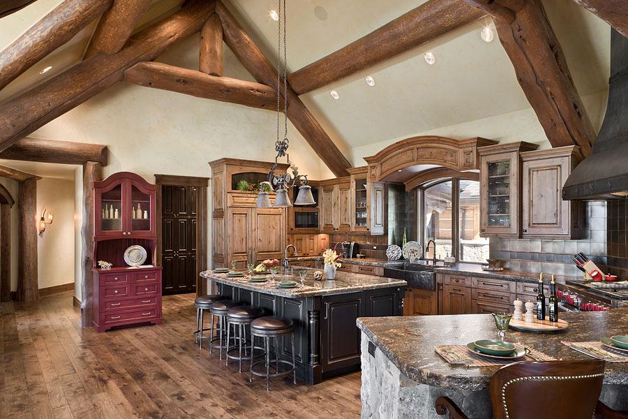 Lake View Kitchen
