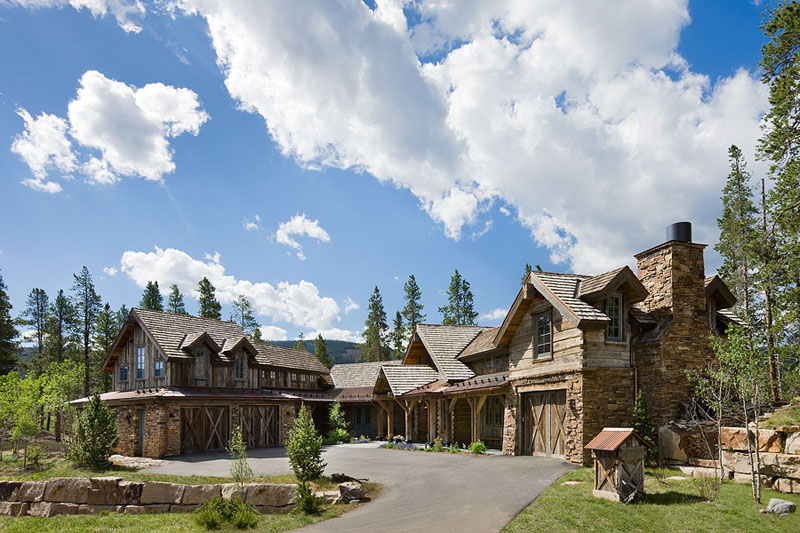 Ridge Ranch Custom Home Breckenridge