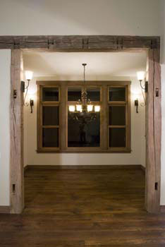 Breckenridge Historic Home - Hallway