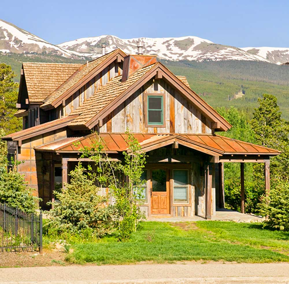 Breckenridge Historic Home
