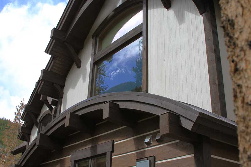Bavaria Style in the Mountains - Exterior Window