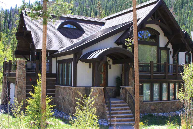 Bavaria in the Mountains - Keystone Custom Home
