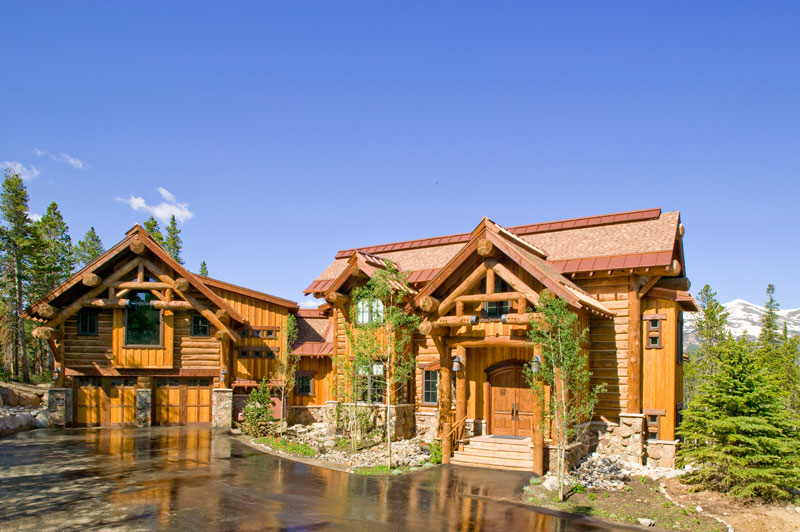 Baldy Estates Ranch - Breckenridge Custom Home