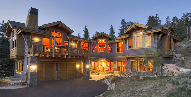 Craftsman Cottage - Breckenridge Custom Home