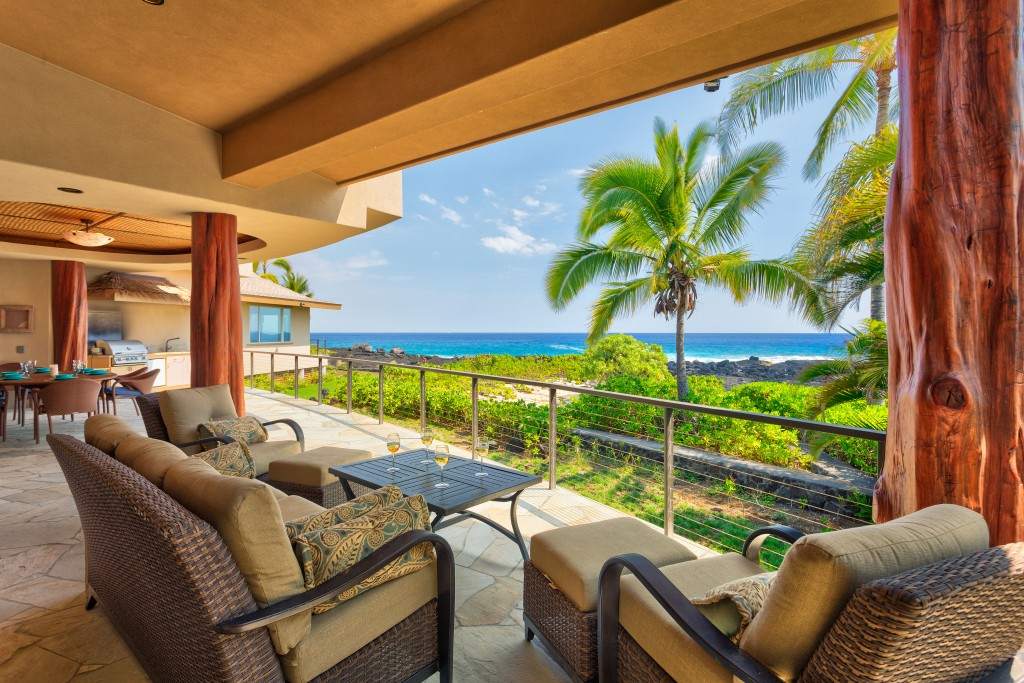 Kona Bay Outdoor Space
