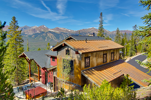 Miner's View Breckenridge Custom Home