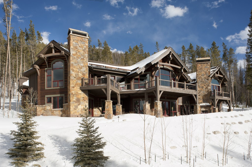 The Highlands at Breckenridge Custom Home