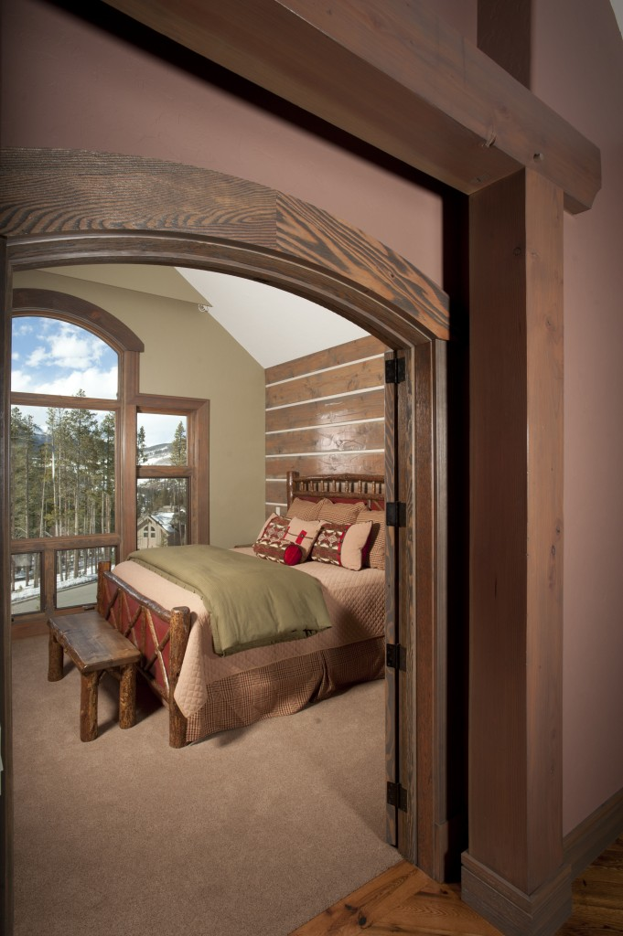 The Highlands Master Bedroom