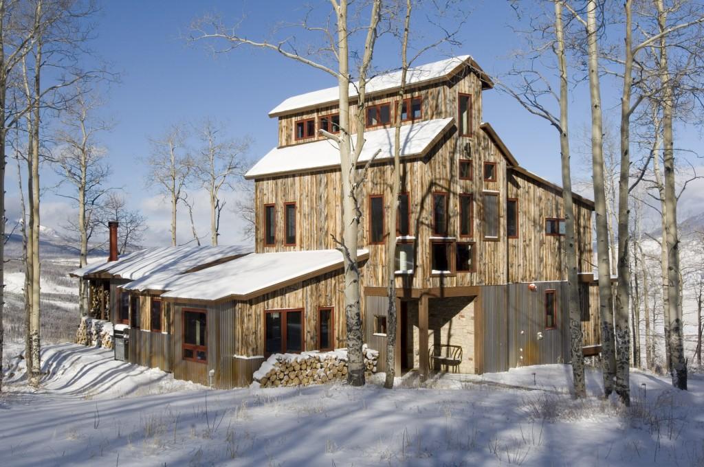 Mining House Exterior 2