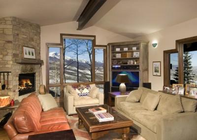Fielder Residence - Photo - Interior Living