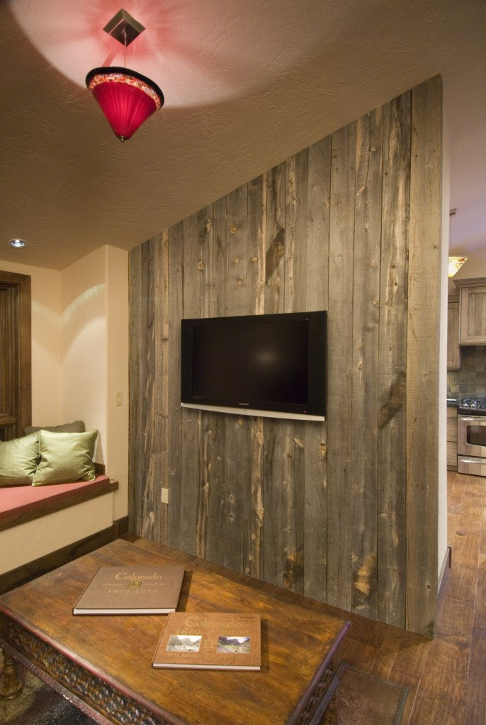 Mining House TV Room