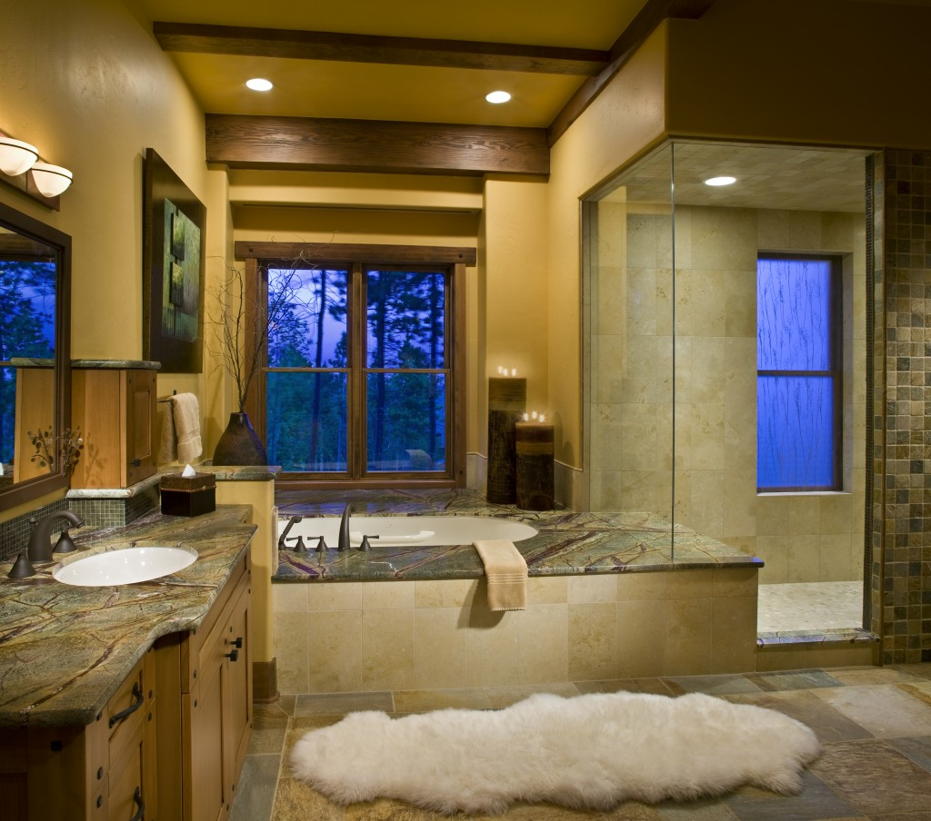 Timber Trail Bathroom
