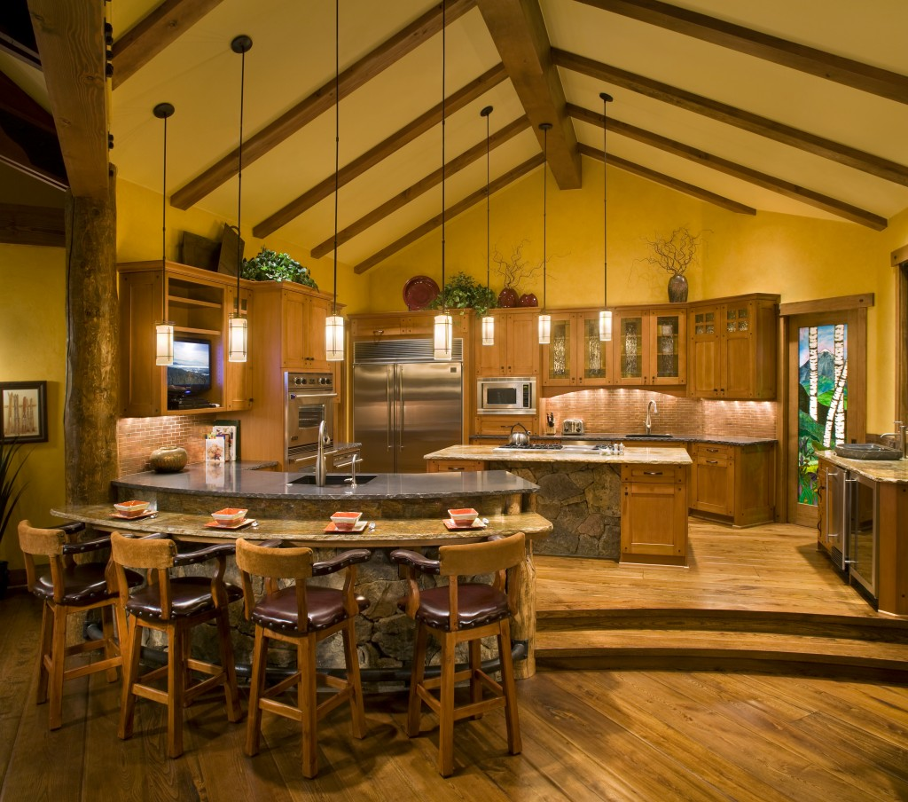 Timber Trail Kitchen