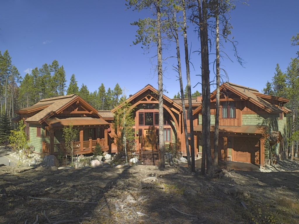 Breckenridge Custom Home - Craftsman Cottage Two