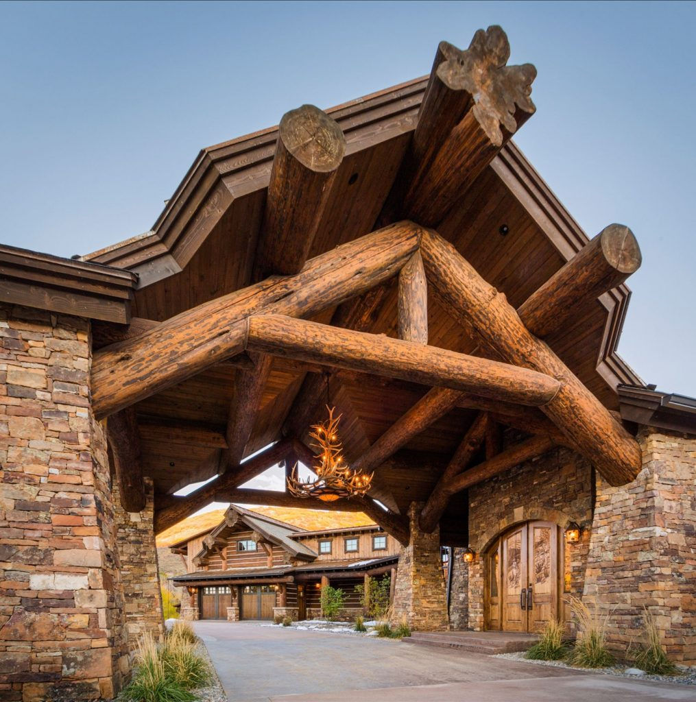 Beaver Valley Ranch Front Entrance