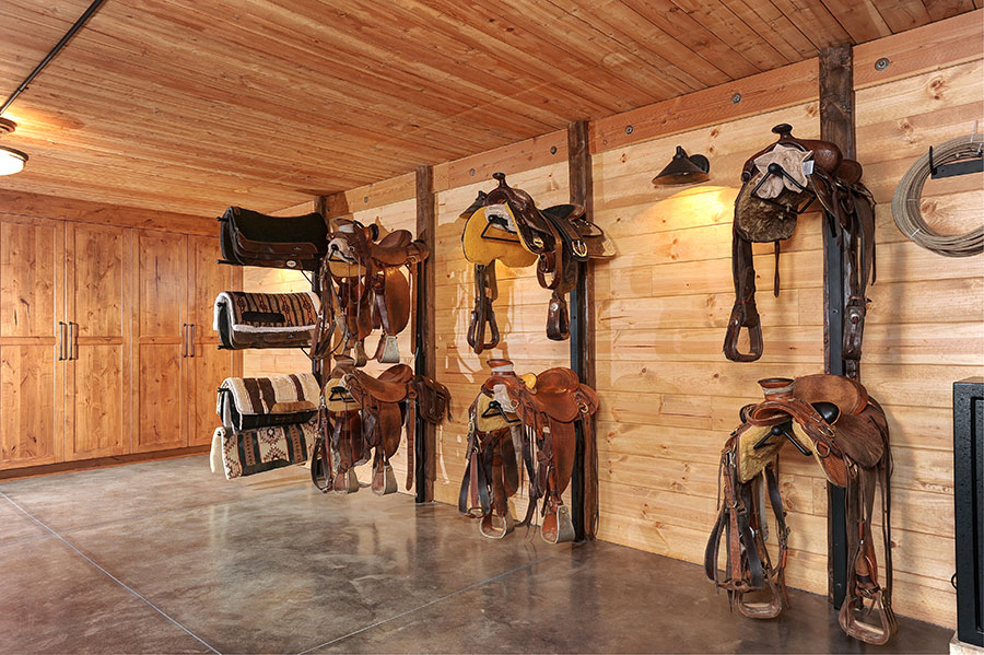 Equestrian Center Workshop